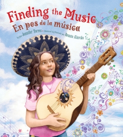 Finding the Music cover