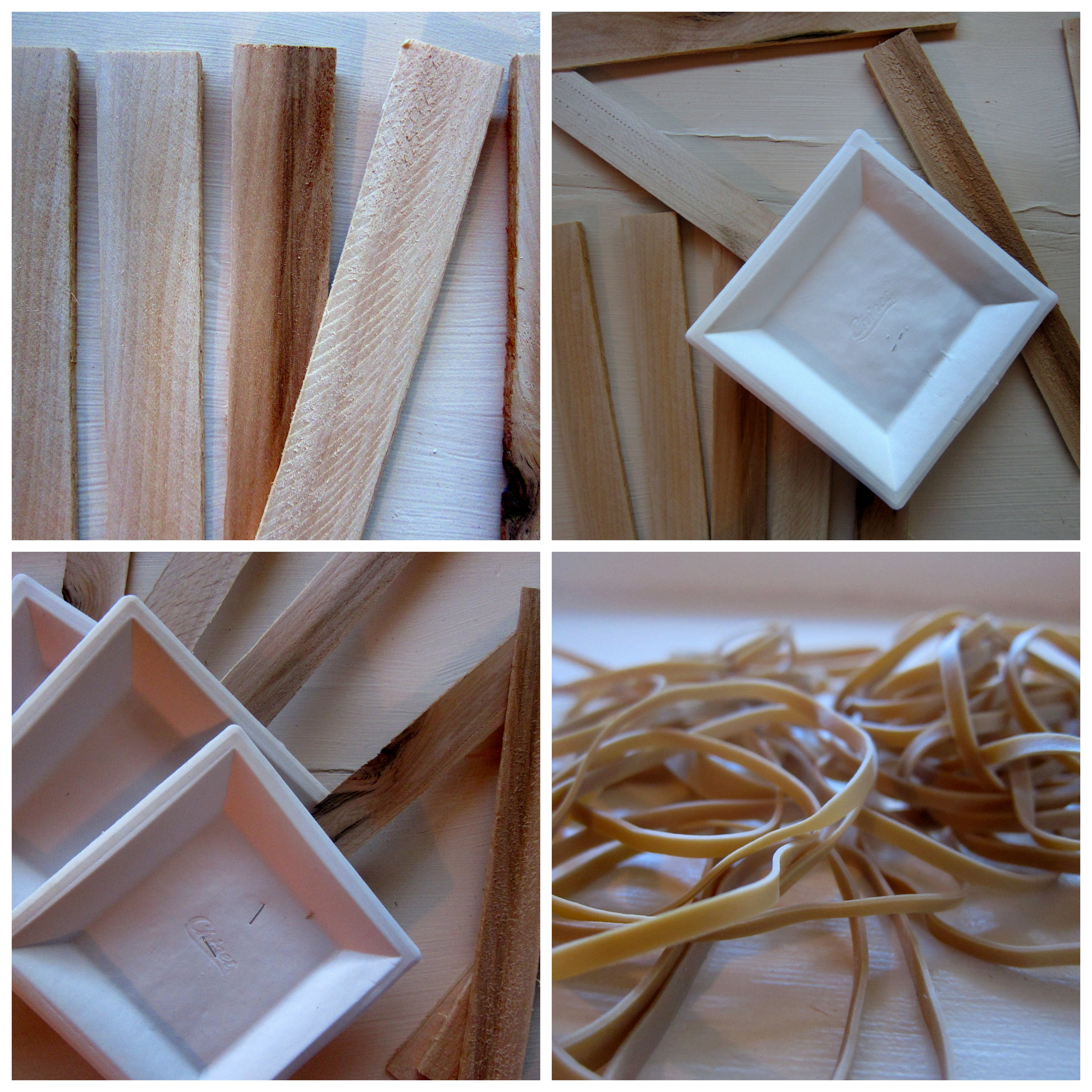 Step 1 If planning this project for a class I\u0027d recommend doing this part in advance. Staple the plates to the wooden paint stirrers or shims. & Make a Paper-Plate Vihuela (or Guitar) \u2013 Jennifer Torres
